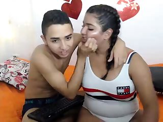 Super conscientious big booty shakes Latin Woman Webcam