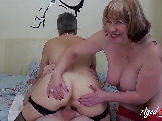 AgedLovE Hardcore Fuck nearly Huge Mature Titties