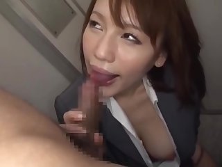 Intoxicating japanese milf