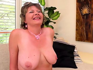 extreme beamy mamma grandmas first porn motion picture filmed