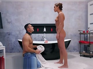 Reality Kings - Dominant Alyssa Reece gets analyzed by her attendant