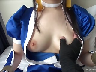 Japanese cosplay anal sex