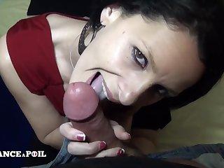Amateur french nourisher hot porn flick