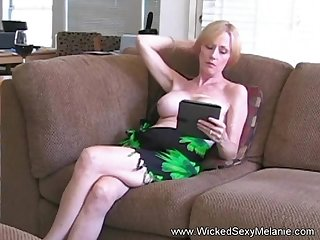 Hot BJ foreigner dramatize expunge astounding Wicked Sexy Melanie she gets a nasty cumshot facial here too
